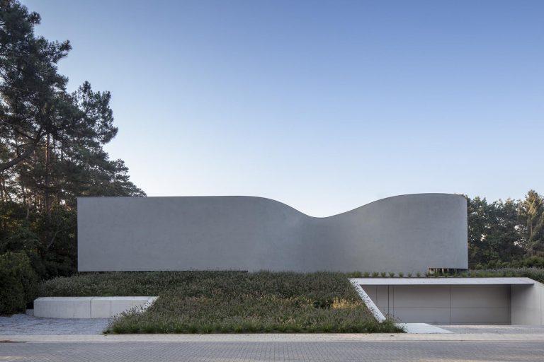 Office O architects: Villa MQ
