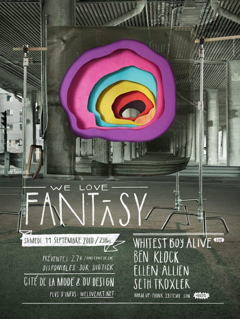 Vallee Duhamel: We Love Fantasy