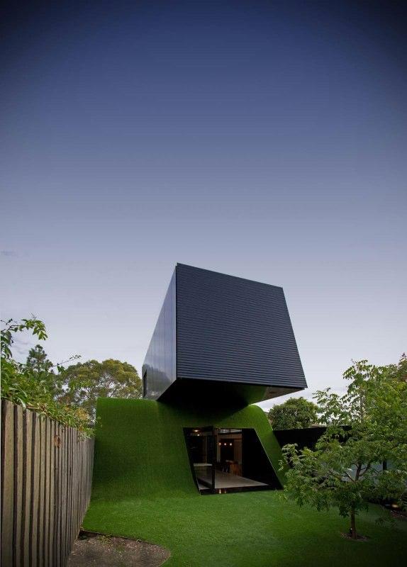 Andrew Maynard Architects: Hill House