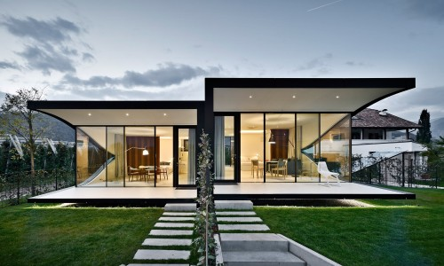 004 - Peter Pichler Architecture - Mirror Houses