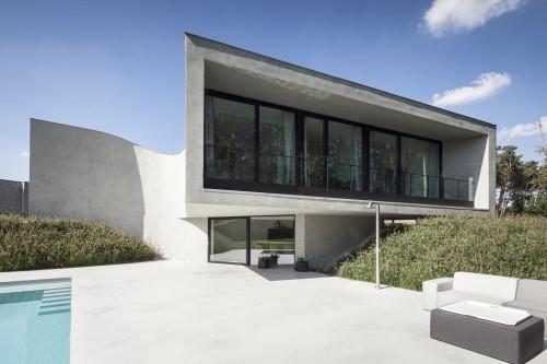 011 - Office O architects - VILLA MQ