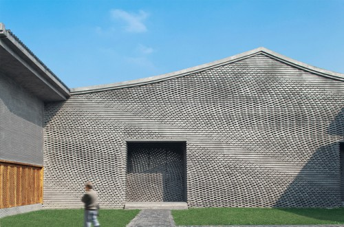 Archi Union Architects: The Lanxi Curtilage