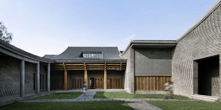 Archi Union Architects: The Lanxi Curtilage