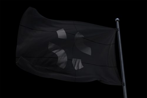 6 Sgustok Studio - Flag Black