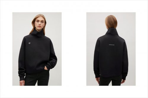 Sgustok Studio - Sweatshirt - Black 3