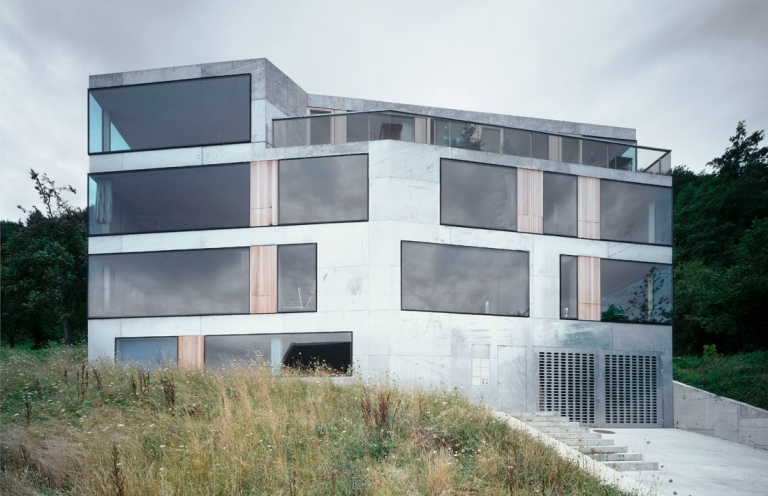 AFGH: House For Architects And Artists
