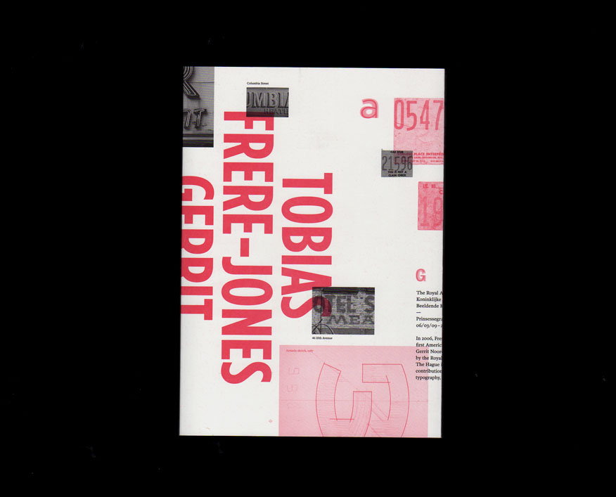Abi Huynh: Tobias Frere-Jones Catalogue