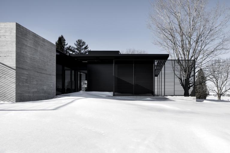 Alain Carle Architecte: True North
