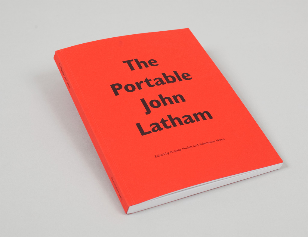 Alexander Lis: The Portable John Latham