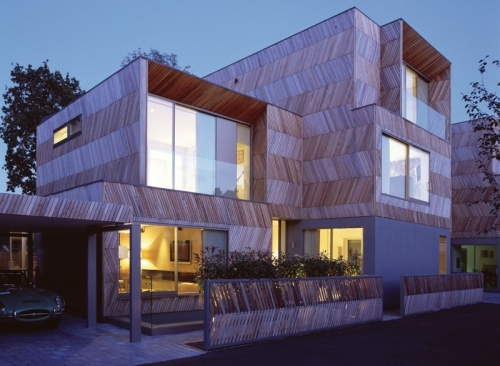 Alison Brooks Architects: Herringbone House