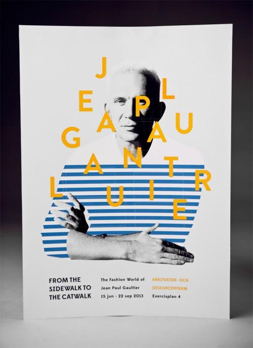 Amanda Berglund - Jean Paul Gaultier 1