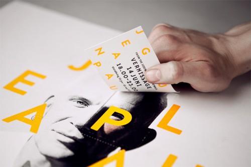 Amanda Berglund - Jean Paul Gaultier 2