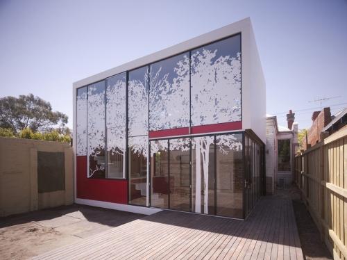 Andrew Maynard Architects: Tattoo House