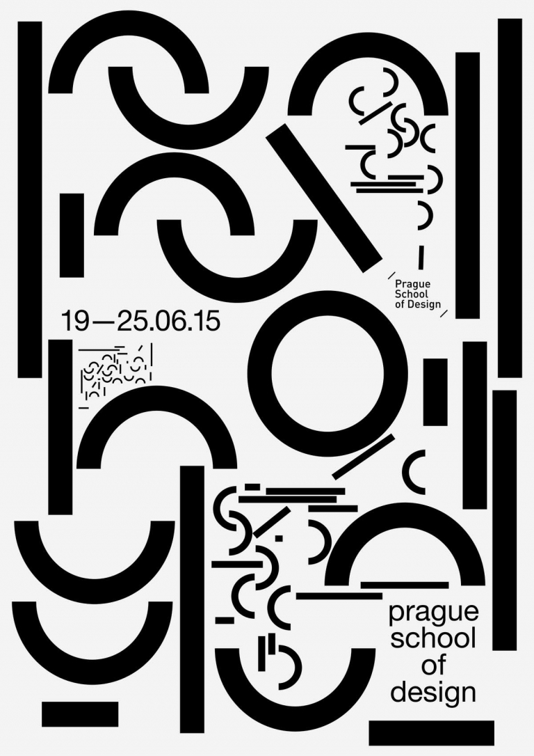 Anna Kulachek: Prague School of Design 2015