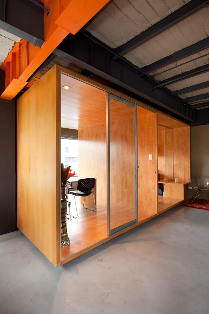 Arquitectura x ri offices sgustok design for Arquitectura interior
