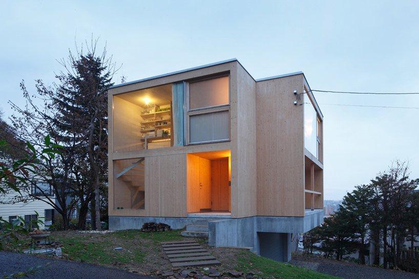 Atelier Sano: Maruyama House