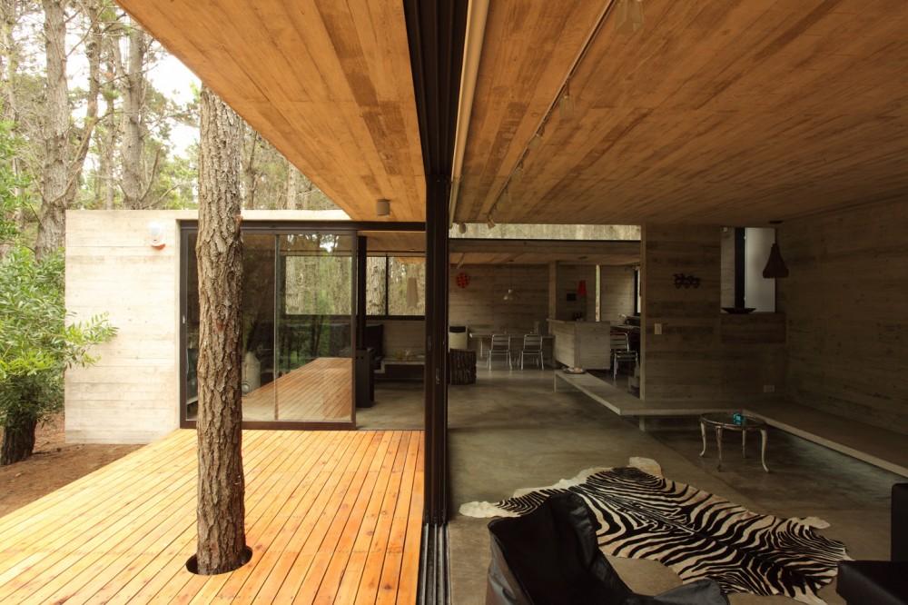 Bak Architects Jd House Sgustok Design