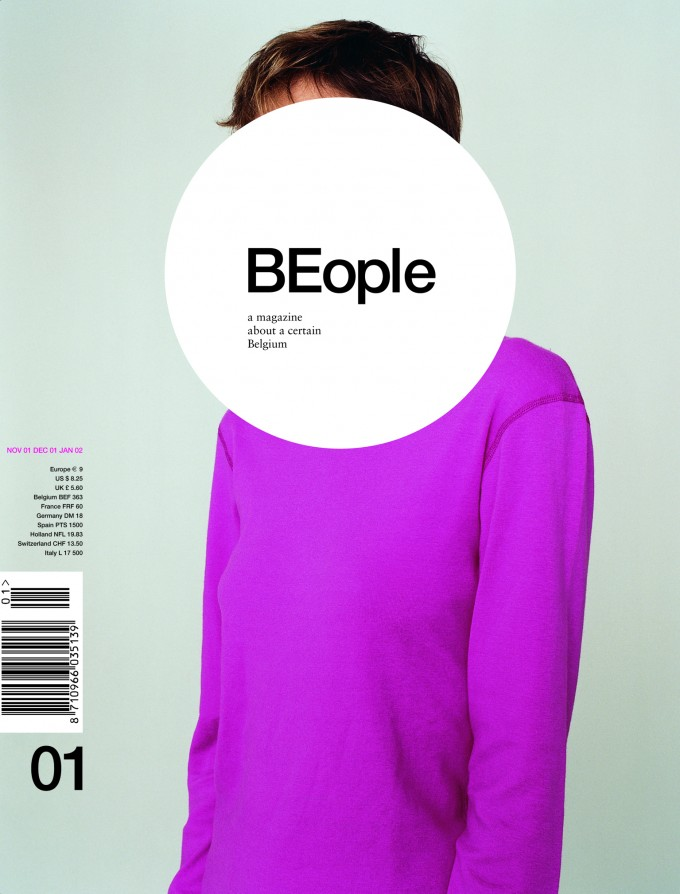 Base Design: Beople Magazine