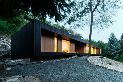 Beres Architects - Hideg House 1