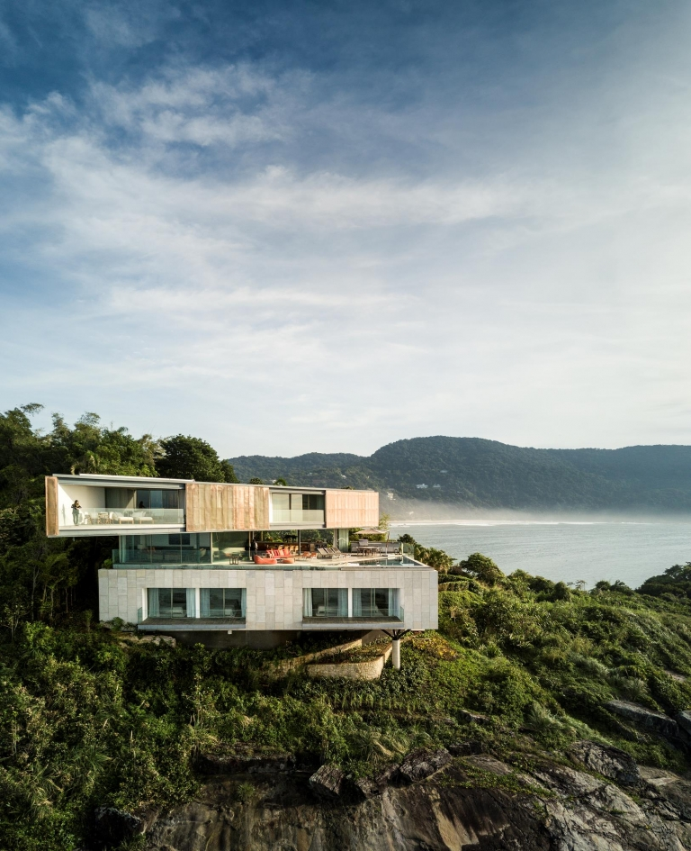 Bernardes Arquitetura: Peninsula House