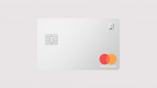 Blond - Revolut Premium Card 2