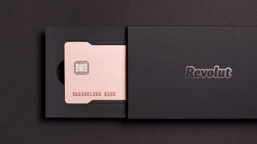Blond - Revolut Premium Card 6