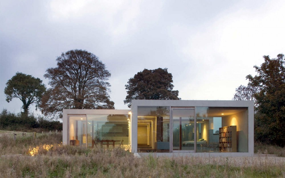 Boyd Cody Architects: House In Bohermore