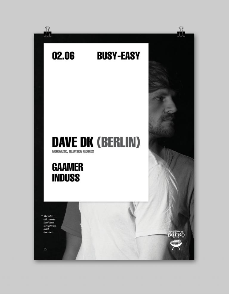 Sgustok Studio: Busy-Easy: Dave DK