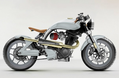 Carefully Considered: Mac Motorcycles