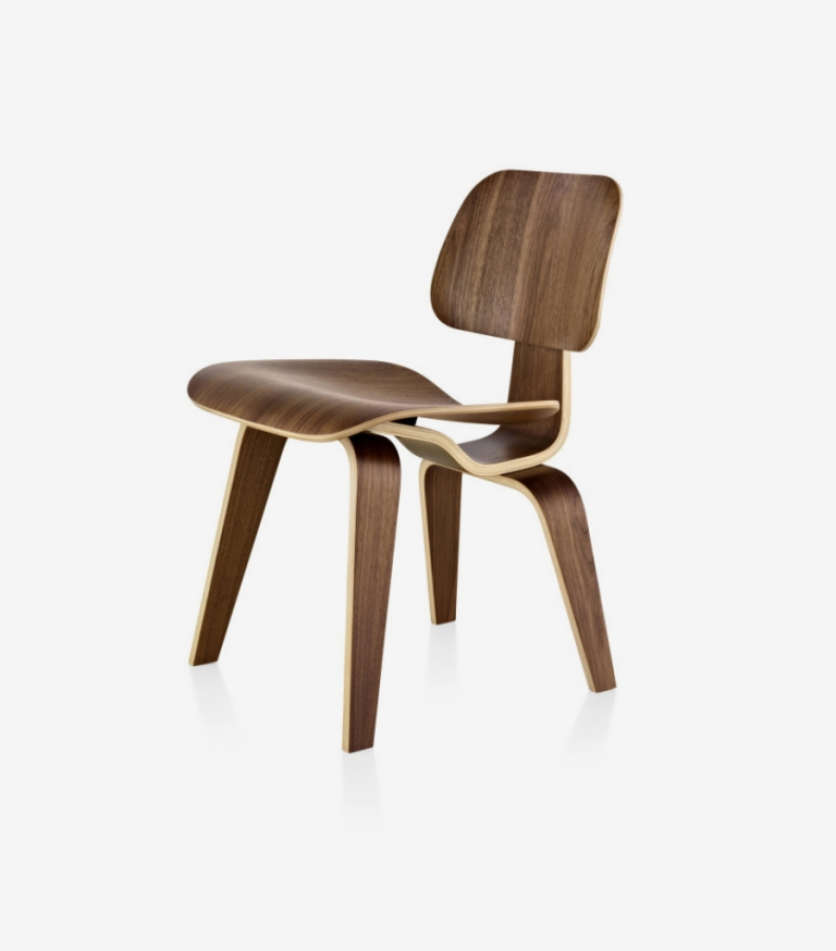 Charles & Ray Eames: Plywood Chair DCW