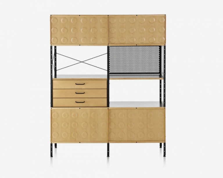 Charles & Ray Eames: Eames Storage Unit 400
