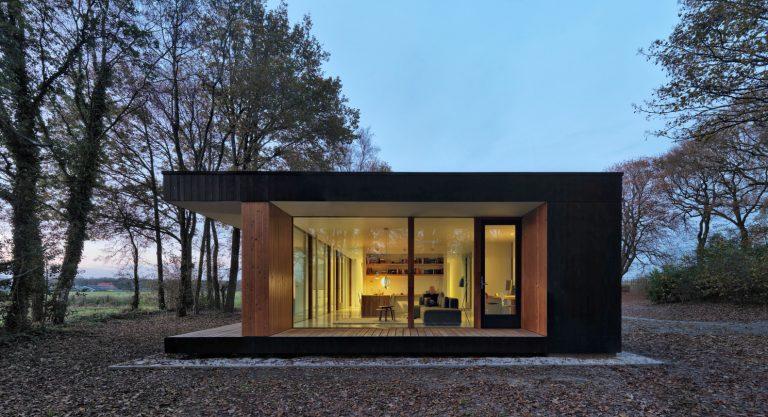 DP6 Architectuurstudio: Makkinga House