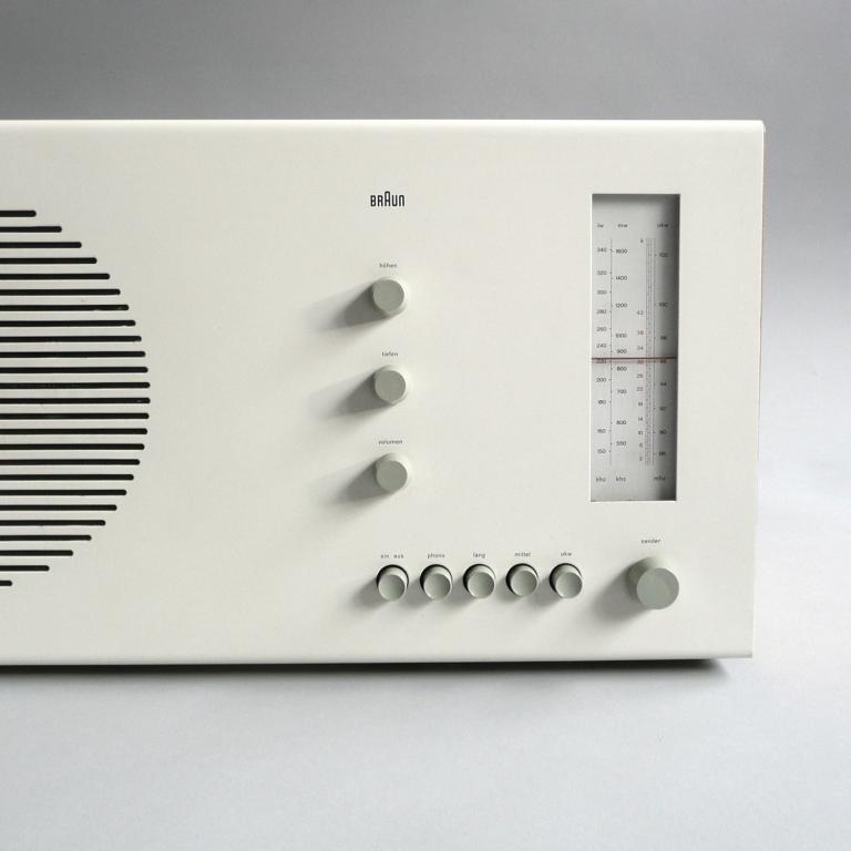Dieter Rams: Braun RT 20