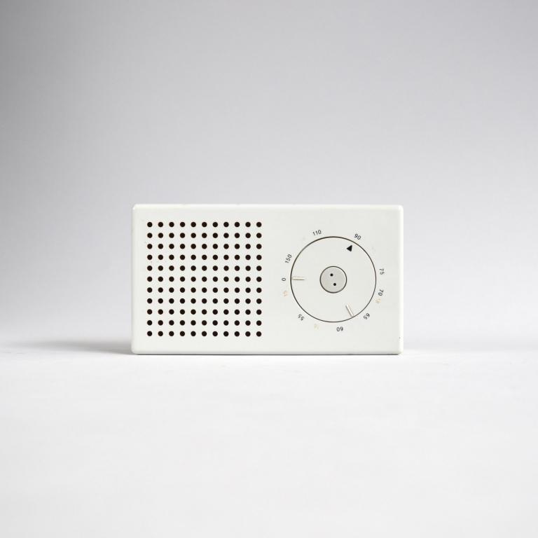 Dieter Rams: Braun T 3 Pocket Radio