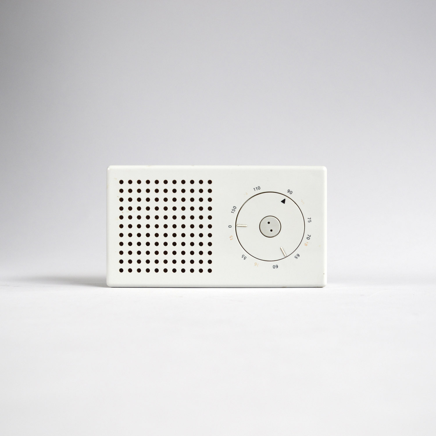 Dieter Rams Braun T 3 Pocket Radio Sgustok Design