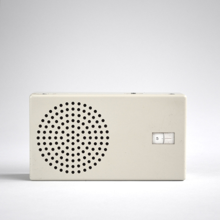Dieter Rams: Braun T 4 Pocket Transistor