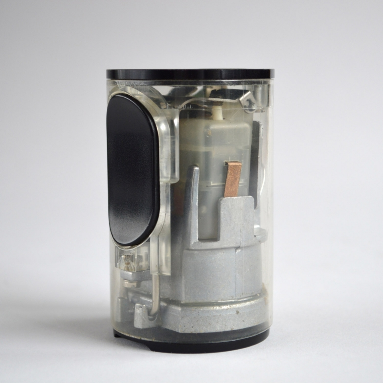 Dieter Rams: T 2 / TFG 2 cylindric (acrylic)