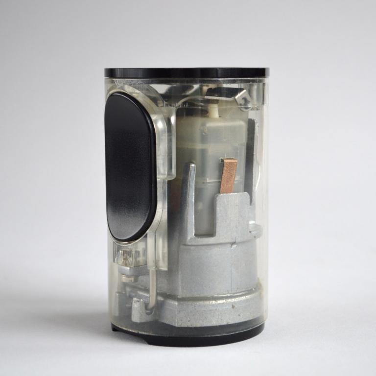 Dieter Rams: T 2 / TFG 2 cylindric (acrylic)