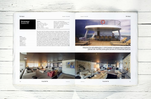 Dima Barbanel: Yachts