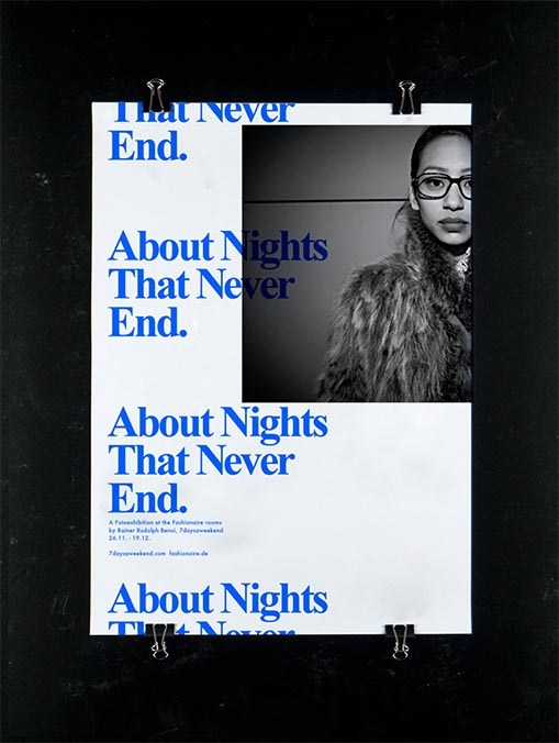 Dirk Konig: About Nights That Never End