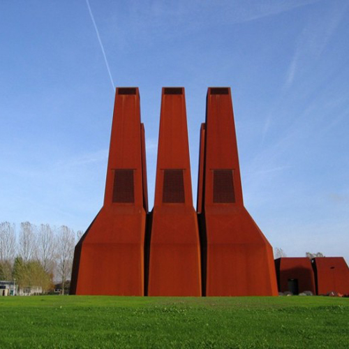 Dok Architecten W.K.K. energy plant 2