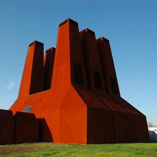 Dok Architecten W.K.K. energy plant 4