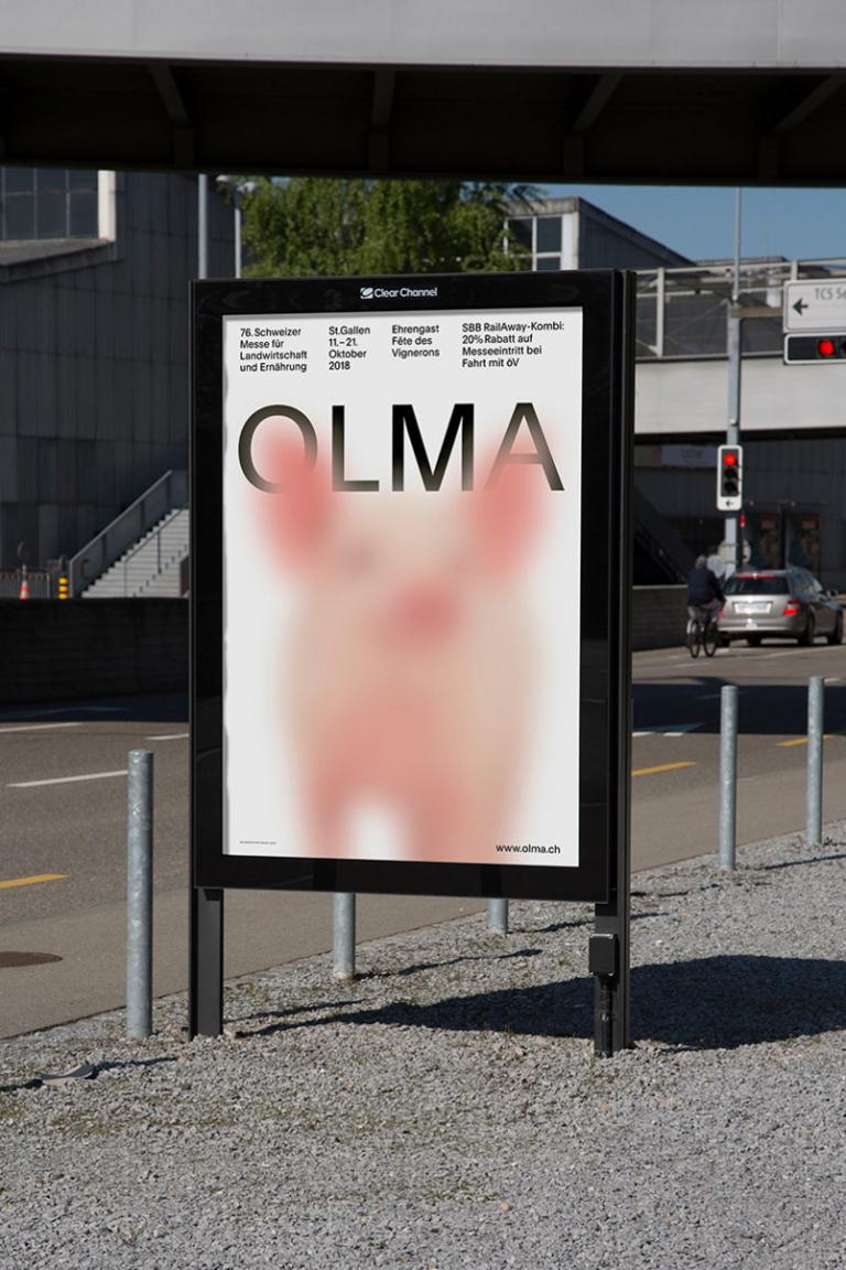 Dominic Rechsteiner: OLMA Fair