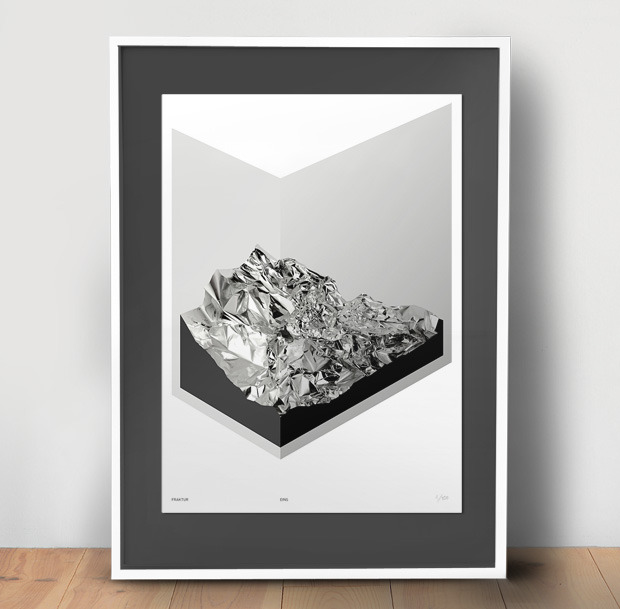 Editions Of 100: Fraktur