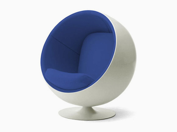 Eero Aarnio: Ball Chair