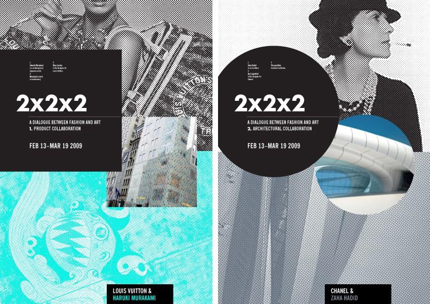 Erica Yujin Choi: 2 x 2 x 2 Posters