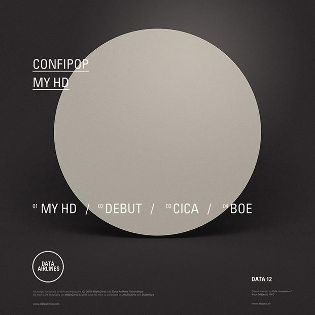 Erik Jonsson: Confipop – My HD