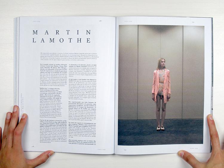 Estudio Ritxi Ostariz: Lados Magazine 17-18