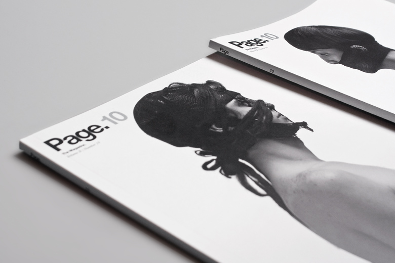 Face: Page Magazine
