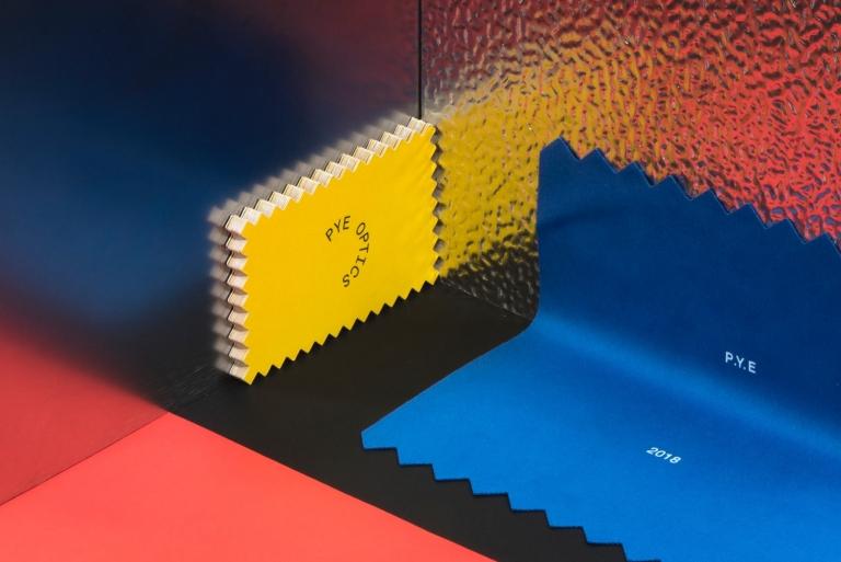 Facultative Works: PYE Optics Identity